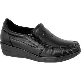 6250d67ba1 Femininos - Sapato Anabela Poliuretano Gel Preto – Doctor Shoes