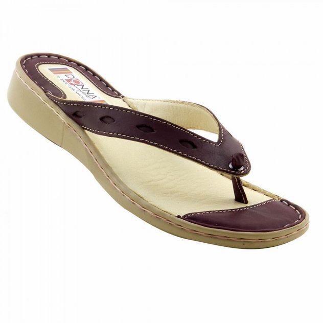 chinelo-feminino-226-comfort-bordo-em-couro-legitimo-donna-comfort-313614006-700x700