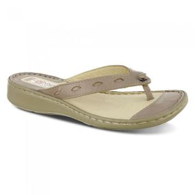 chinelo-feminino-em-couro-legitimo-ocre-donna-comfort-313614264-2-700x700