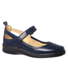 5be2dc4fc124c Femininos - Sapato Comfort Azul Poliuretano Gel – Doctor Shoes