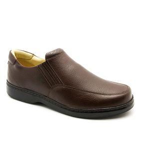 12618e4da Sapato Masculino 410 Casual Comfort Floater Branco Doctor Shoes ...