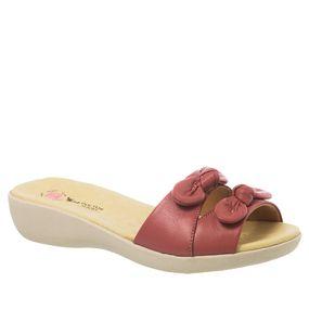 8c2f142a28 Tamanco Anatômico Feminino em Couro Rosado 103 Doctor Shoes