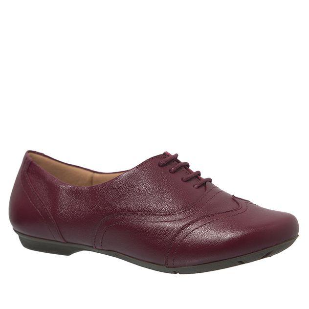 857946fa20 Sapato Feminino em Couro Amora 1307 Doctor Shoes - Doctor Shoes
