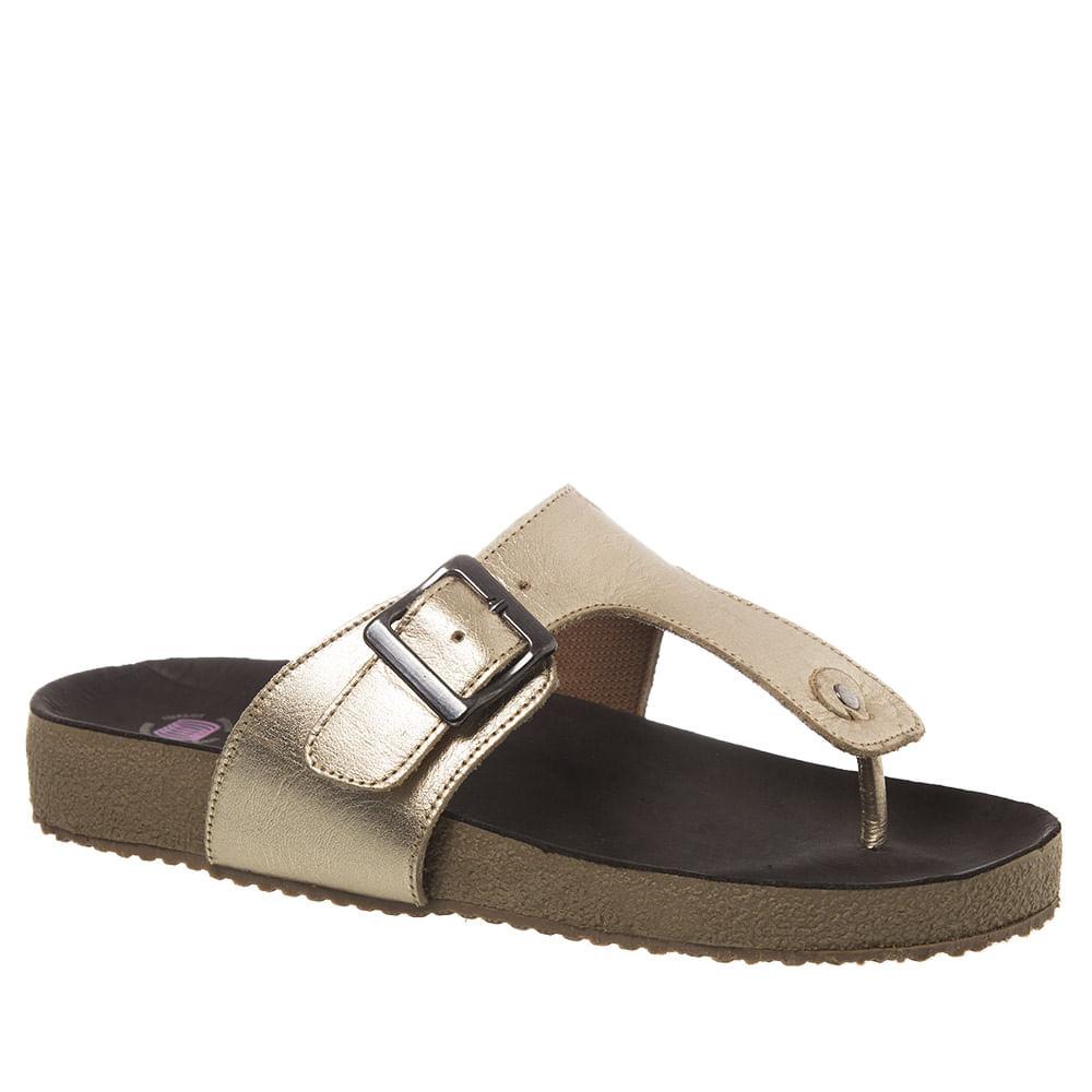 8b0c69770 Sandália Feminina Birks em Couro Glacê 212 Doctor Shoes - Doctor Shoes