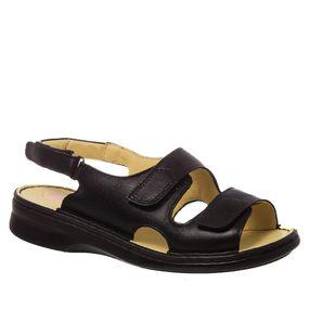 Sandalia-Feminina-em-Couro-Preta-295M--Doctor-Shoes-Preto-38