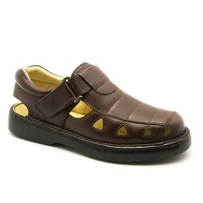 Sandalia-Masculina-302-em-Couro-Floater-Cafe-Doctor-Shoes-Cafe-36