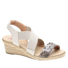 Sandalia-Feminina-Anabela--em-Couro-Cobra-Avela-Neve-Elastico-663-Doctor-Shoes-marfim-35