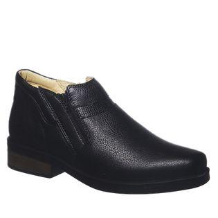 Botina--Masculina-Urbana-Gel-Anatomico-em-Couro-Floater-Preto-8826--Doctor-Shoes-Preto-40