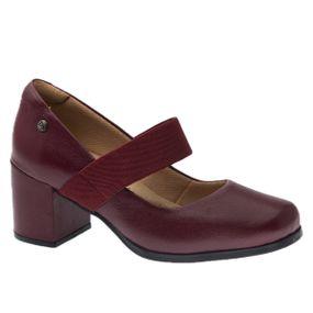 Sapato-Feminino-em-Couro-Amora-1371-Doctor-Shoes-Vermelho-35