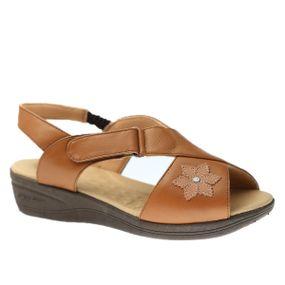 Sandalia-Feminina-Esporao-em-Couro-Roma-Canela-Baunilha-7998-Doctor-Shoes-Caramelo-34
