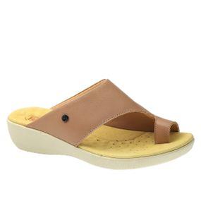Tamanco-Anatomico-Feminino-em-Couro-Roma-Nude-Techprene-Capuccino-108-Doctor-Shoes-Rose-38