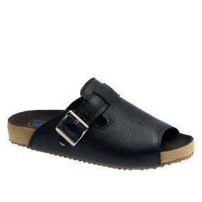 Sandalia-Feminina-Birks-em-Couro-Floater--Preto-216-Doctor-Shoes-Preto-35