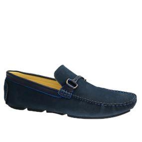 Driver-Masculino-em-Couro-Nobuck-Navy-Roma-Marinho-805-Doctor-Shoes-Marinho-38