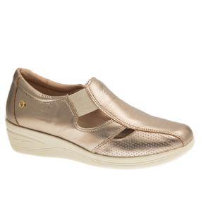 Sapato-Feminino-Diabetico-em-Couro-Metalic-7800-Doctor-Shoes-Bronze-34