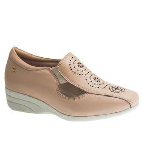 Sapato-Feminino-Anabela-em-Couro-Roma-Nude-3148-Doctor-Shoes-Bege-34