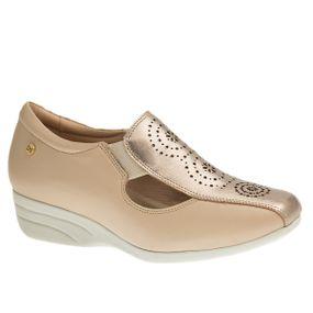 Sapato-Feminino-Anabela-em-Couro-Metalic-Roma-Ostra-3148-Doctor-Shoes-Bege-35