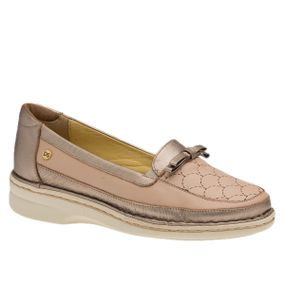 Sapato-Feminino-Especial-Neuroma-de-Morton-em-Couro-Metalic-Roma-Nude-379-Doctor-Shoes-Bege-35