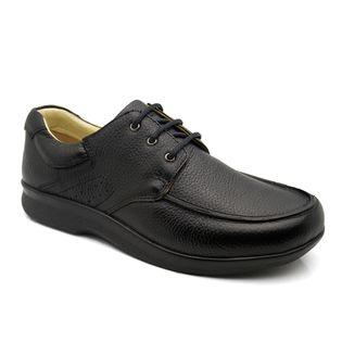 Sapato-Masculino-3050-em-Couro-Floater-Preto-Doctor-Shoes-Preto-37