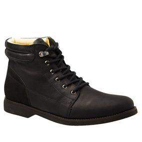 Coturno-Masculino-Gel-Anatomico-em-Couro-Preto-Graxo-Nobuck-Preto-8615-Doctor-Shoes-Preto-38