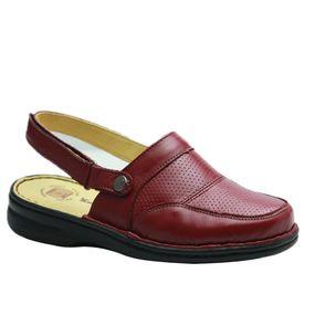 Babuche-Feminina-com-Alca-Reversivel--em-Couro-Roma-Tinto-371-Doctor-Shoes-Vinho-34