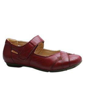 Sapatilha-Feminina-em-Couro-Roma-Tinto-1298--Doctor-Shoes-Vinho-34