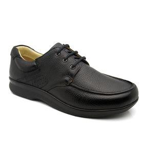 Sapato-Masculino-3050-em-Couro-Floater-Preto-Doctor-Shoes-Preto-38