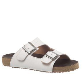 Sandalia-Feminina-Birks-em-Couro-Floater-Branco-214-Doctor-Shoes-Branco-34