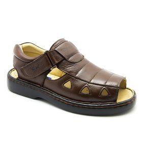Sandalia-Masculina-303-em-Couro-Floater-Cafe-Doctor-Shoes-Cafe-38