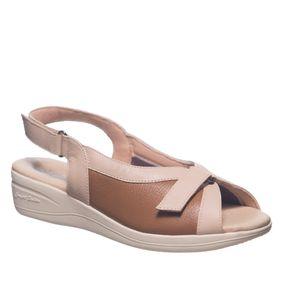Sandalia-Anabela-Feminina-Joanete-em-Couro-Ostra-Caramelo-Techprene-Bege-196-Doctor-Shoes-Bege-39