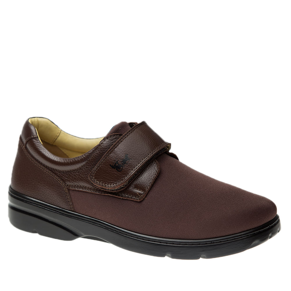 Sapato-Masculino-em-Couro-Floater-Cafe-Techprene-Cafe-5305--Doctor-Shoes-Cafe-37