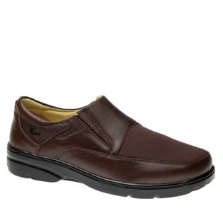 Sapato-Masculino-em-Couro-Floater-Cafe-Techprene-Cafe--5307-Doctor-Shoes-Cafe-37