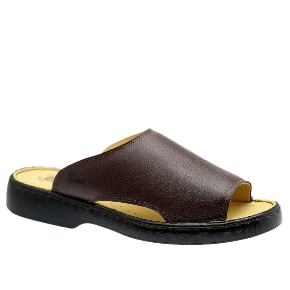 Chinelo-Masculino-em-Couro-Floater-Cafe-305-Doctor-Shoes-Cafe-Vegetal-40