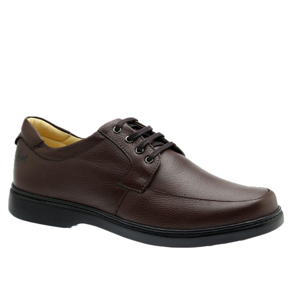 Sapato--Masculino-414--em-Couro-Floater-Cafe-Doctor-Shoes-Cafe-Vegetal-37