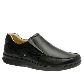 Sapato-Masculino-Esporao-em-Couro-Floater-Preto-Nobuck-Preto-3062--Doctor-Shoes-Preto-38
