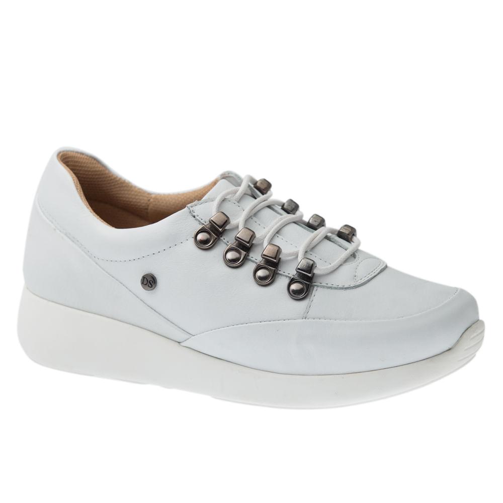 Tenis--Feminino-em-Couro-Branco-1401-Doctor-Shoes-Branco-34