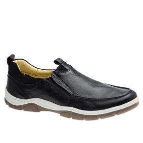 Sapatenis-Casual-em-Couro-Floater-Preto-Nobuck-Preto-1917--Doctor-Shoes-Preto-37