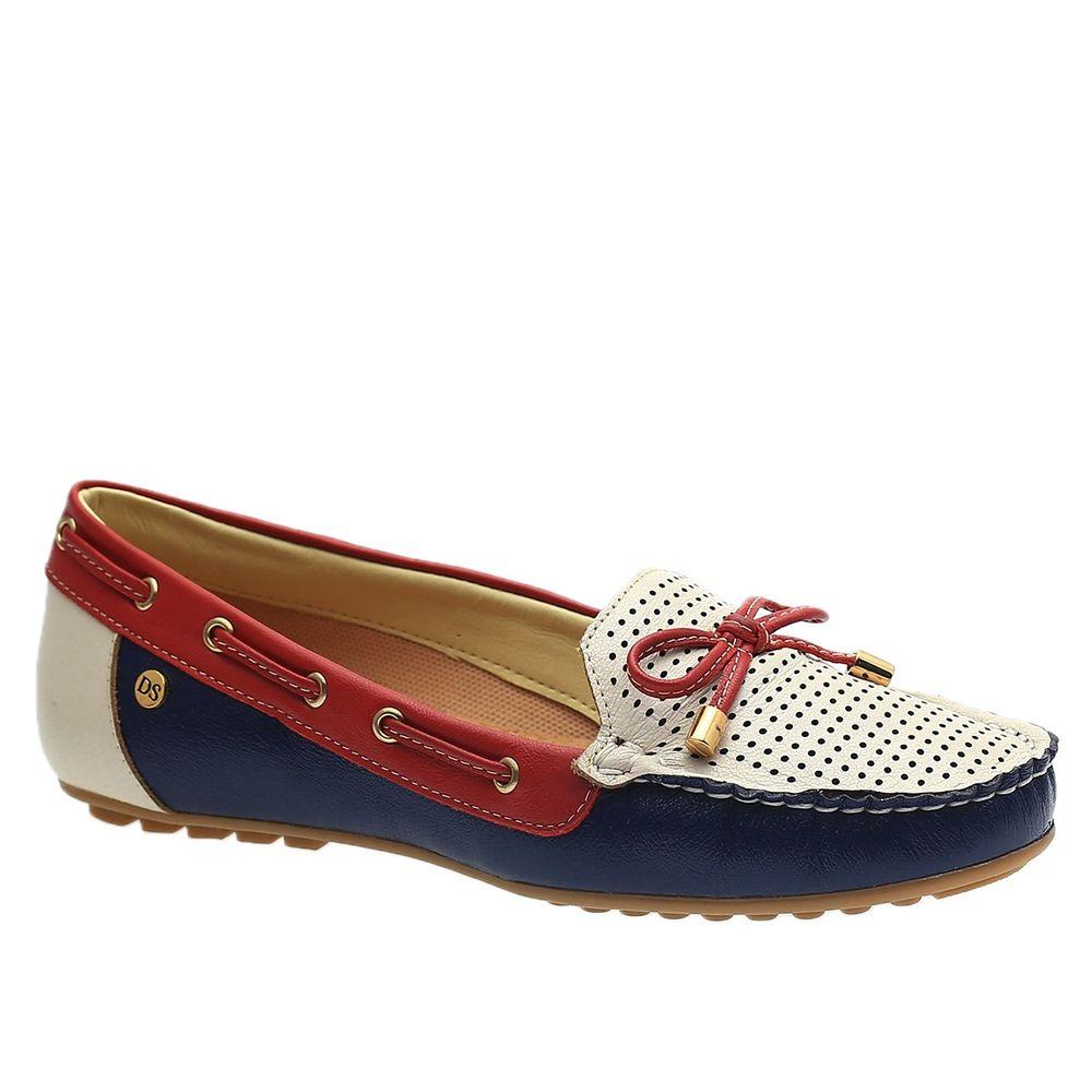 Mocassim-Feminino-em-Couro-Petroleo-Neve-Framboesa-1184-Doctor-Shoes-Azul-Marinho-34