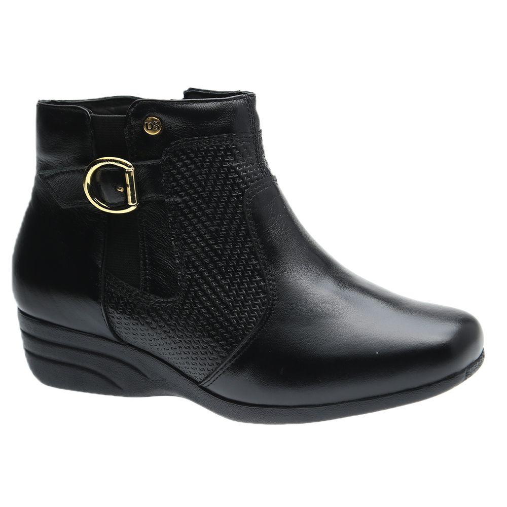 Bota-Feminina--em-Couro-Roma-Preto-1069-Doctor-Shoes-Preto-34