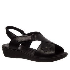 Sandalia-Feminina-Anabela-7998-em-Couro-Preto-Doctor-Shoes-Preto-35