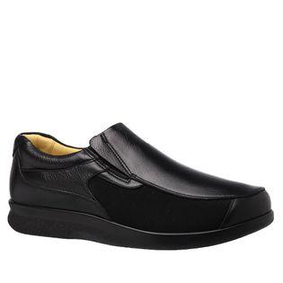 Sapato-Masculino-Joanete-em-Couro-Preto-Floater-Techprene-Preto-3056-Doctor-Shoes-Preto-37