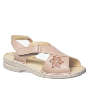 Sandalia-Feminina-em-Couro-Ostra-Doce-Leite-293M-Doctor-Shoes-Bege-34
