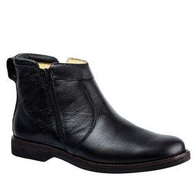 Botina-Masculina-Gel-Anatomica-em-Couro-Floater-Preto-8612-Doctor-Shoes-Preto-39