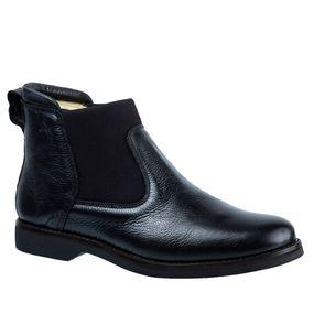 Botina-Masculina-Gel-Anatomica-em-Couro-Floater-Preto-8614-Doctor-Shoes-Preto-40