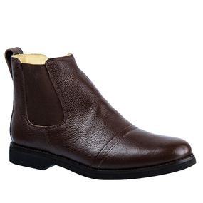 Botina-Masculina-Gel-Anatomica-em-Couro-Floater-Cafe-8611-Doctor-Shoes-Cafe-38