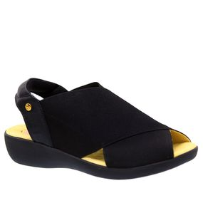 Sandalia-Anabela-em-Couro-Preto-Elastico-Preto-101-Doctor-Shoes-Preto-34