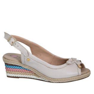 Sandalia-Feminina-Anabela-em-Couro-Off-White-660-Doctor-Shoes-Bege-35