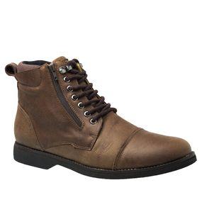 Coturno-Masculino-Gel-Anatomico-em-Couro-Cafe-Graxo-8616-Doctor-Shoes-Marrom-38