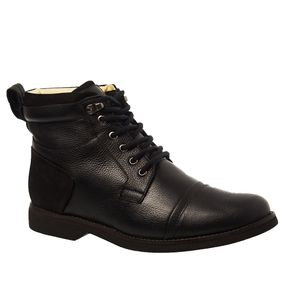 Coturno-Masculino-Gel-Anatomico-em-Couro-Preto-Floater-Nobuck--Preto-8617-Doctor-Shoes-Preto-38