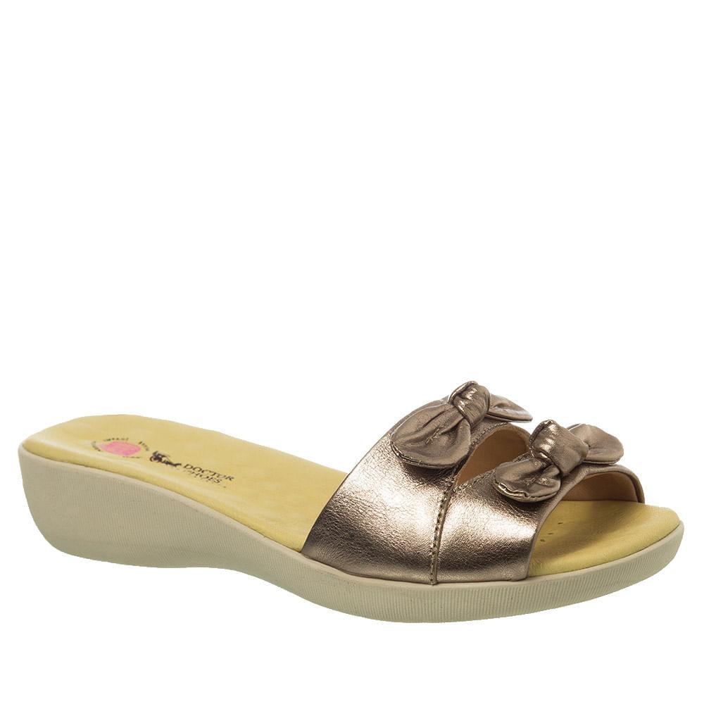 Tamanco-Anatomico-Feminino-em-Couro-Metalic-103-Doctor-Shoes-Bronze-35