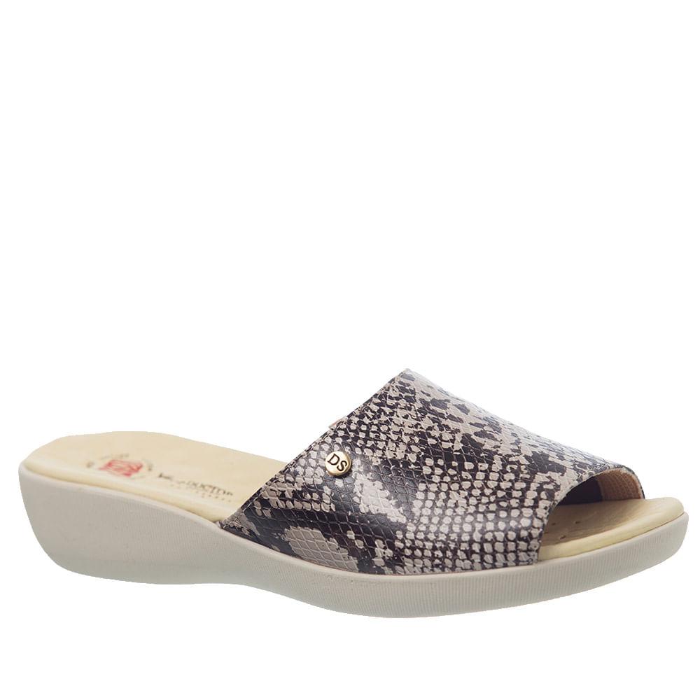 Tamanco-Anatomico-Feminino-em-Couro-Cobra-Avela-Techprene-Bege-107-Doctor-Shoes-Bege-34
